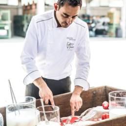 Chef Mirko Pinna